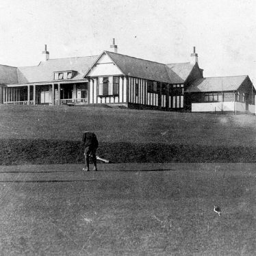 Whitnash.  Golf  Course Club House