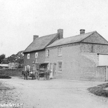 Willoughby.  Village scene