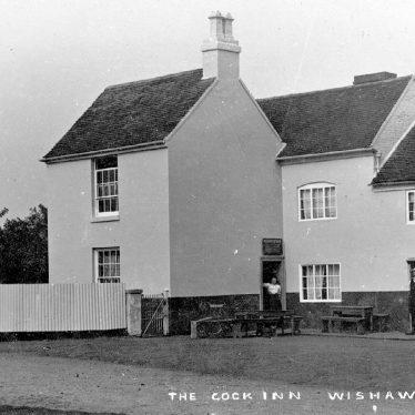 Wishaw.  Cock Inn