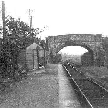 Wixford.  Railway Station