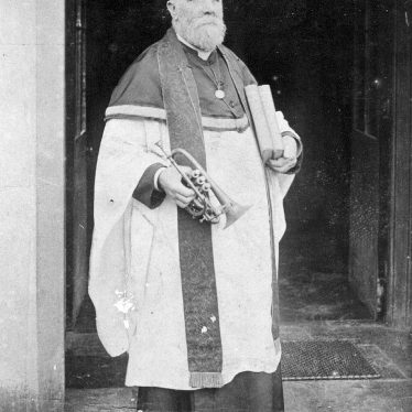 Stockton.  Archdeacon Colley