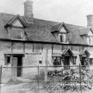 Wolverton.  Cottages