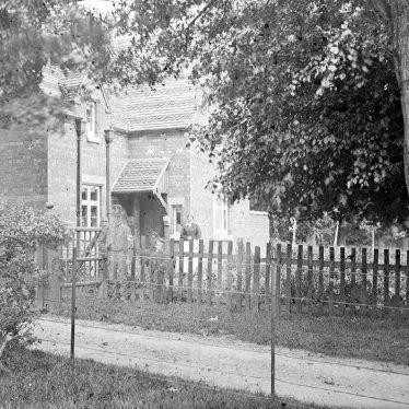 Nuneaton.  Camp Hill Lodge