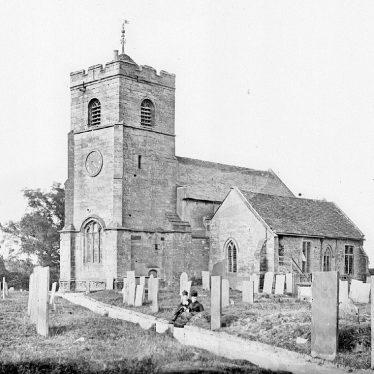 Chilvers Coton.  Church
