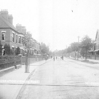 Nuneaton.  Coton Road