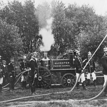 Alcester.  Fire Brigade