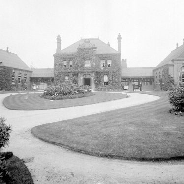 Nuneaton.  General Hospital