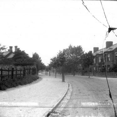 Nuneaton.  Leicester Road