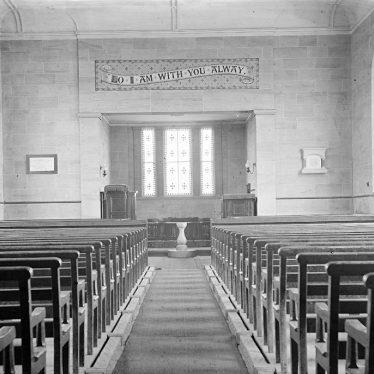 Stockingford.  Church
