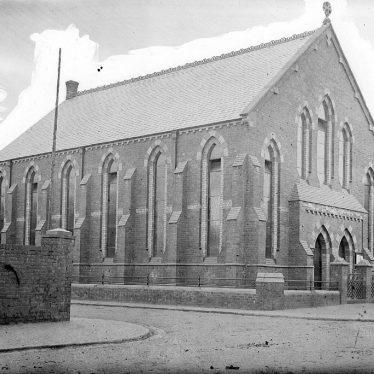 Nuneaton.  Abbey Street, Wesleyan Chapel
