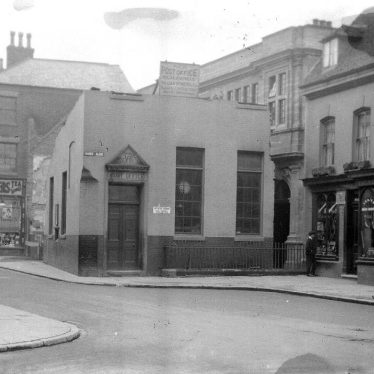 Nuneaton.  Bridge Street and Post Office