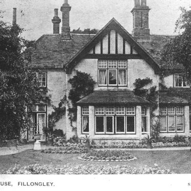Fillongley.  Arley House