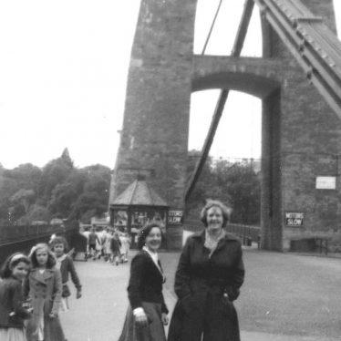 Arley.  Church of England School outing