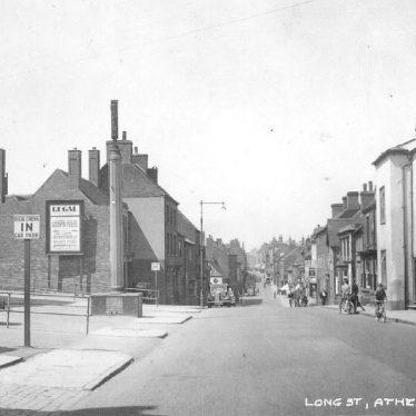Atherstone.  Long Street