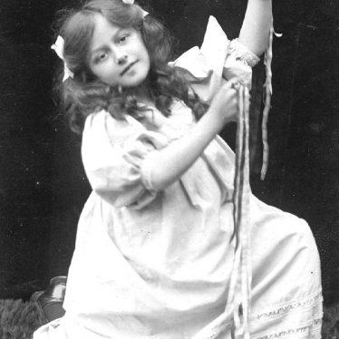 Atherstone.  Miss Alice Jackson