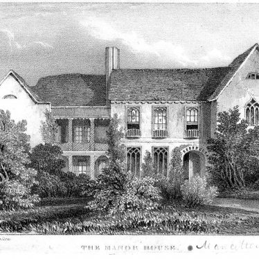Mancetter.  Manor House
