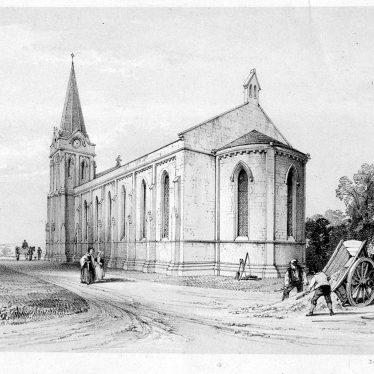Attleborough.  Church