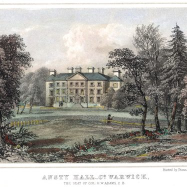 Ansty Hall.