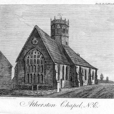 Atherstone.  Church