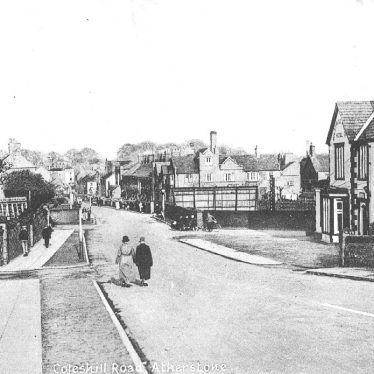 Atherstone.  Coleshill Road