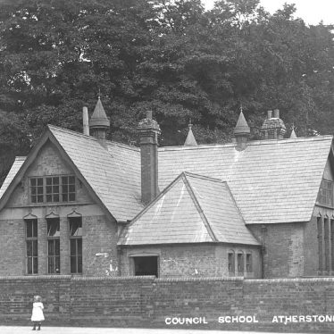 Atherstone.  Council School