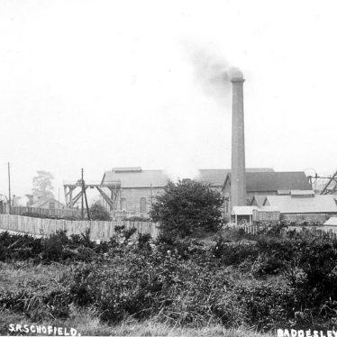 Baddesley Ensor Colliery.
