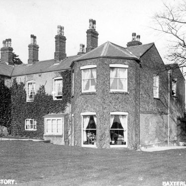 Baxterley.  Rectory