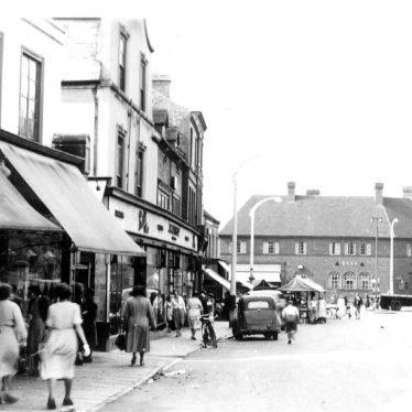 Bedworth.  Market Place