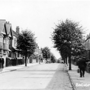 Bedworth.  Park Road