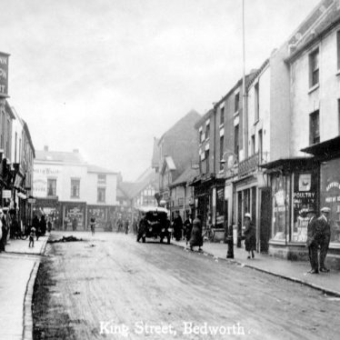 Bedworth.  King Street