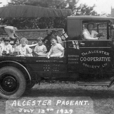 Alcester.  Pageant