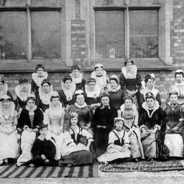Bedworth.  Group photograph