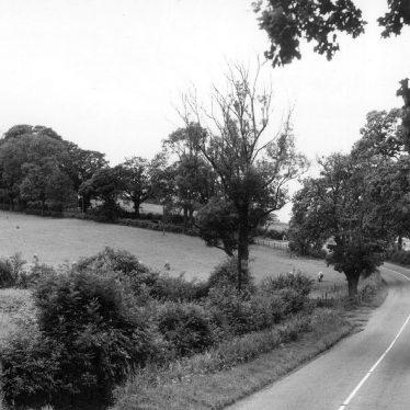 Atherstone.  Birmingham Road