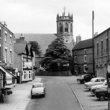 Atherstone.  Church Street