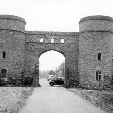 Arbury.  Round Towers