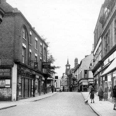 Nuneaton.  Bridge Street