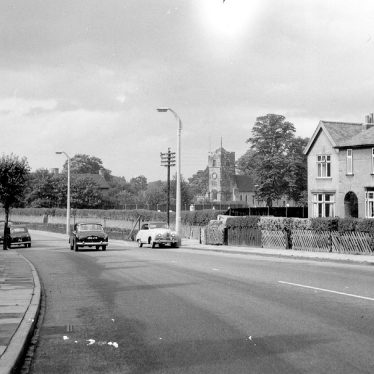 Nuneaton.  Coventry Road