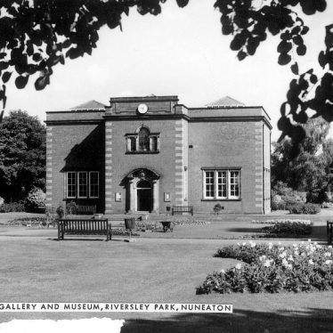Nuneaton.  Art Gallery and Museum