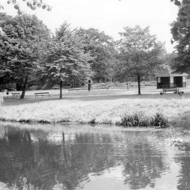 Nuneaton.  Riversley Park