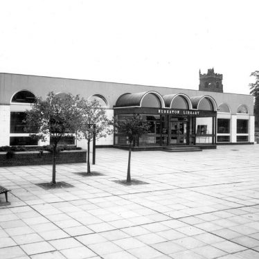 Nuneaton.  Library