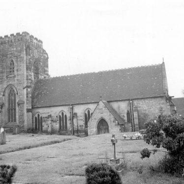 Polesworth.  Church