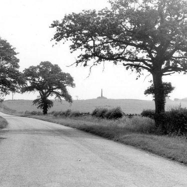 Polesworth.  Monument