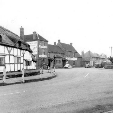 Polesworth.  Market Square