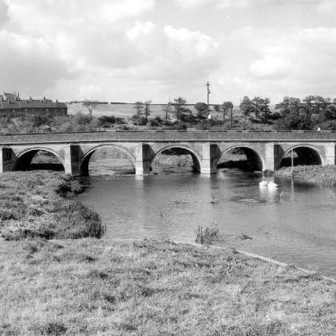 Polesworth.  Bridge over the River Anker