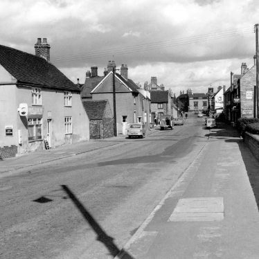 Polesworth.  Bridge Street