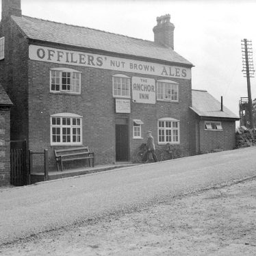 Hartshill.  Anchor Inn