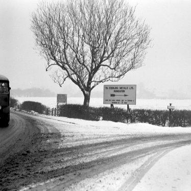 Nuneaton.  Gipsy Lane
