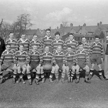 Nuneaton.  Rugby team
