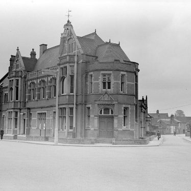 Nuneaton.  Police Station and Magistrates Court