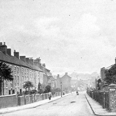 Atherstone.  Coleshill Street